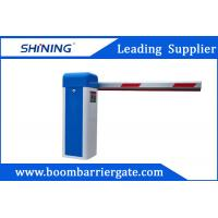 AC 220V Heavy Duty Boom Barrier Gate Automatic Barrier with Reader Manufactures