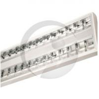 China Recessed T5 Louver Lamp Fitting Fixtures on sale