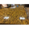 Deluxe Semi Precious Stone Slabs Tiger Eye Stone Customized Size Manufactures