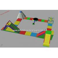 Customized Inflatable Water Slide Park Child Playground Activities Manufactures