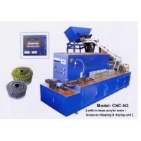 High Speed Fully-Automatic Screw Nails Making Machine -To Help You Save Cost Manufactures