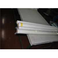 Water Resistance Polyester Bolting Cloth With Monofilament Yellow And White Manufactures