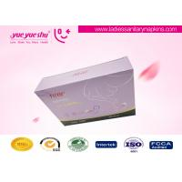 Super Absorbent Healthy Sanitary Napkins Disposable For Menstrual Period Manufactures