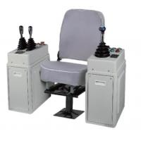 Buy cheap Grey Ntccb Control Console Crane Operator Cabin -40 To +50 C from wholesalers