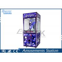 Attractive Arcade Toy Grabber Machine / Crane Game Machine W 850 * L 830 * H 1970 MM Manufactures