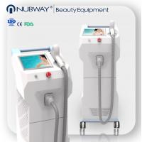 Spa use depilator 808nm diode laser machine hair removal Manufactures