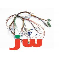 Car 300 Watt LED Light Bar Wiring Harness Molex 2 Pin And 4 Pin Connector Manufactures