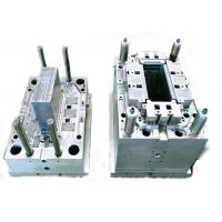 Communication Plastic Injection Mold Tooling Hot Runner Multi Cavity High Polished Manufactures