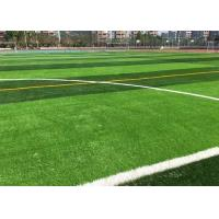 China Great Weather Adaptability Outdoor Artificial Turf With Anti Color Fading on sale