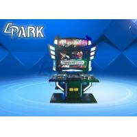 Promotion Coin Operated Arcade Machines , Electronic 55 Inch Screen Tekken 6 Street Fighter Manufactures