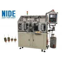 Automatic armature three-phase motor rotor coil winding machine Manufactures