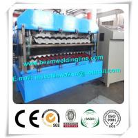 CE Approvals Double Layer Roll Forming Machine for Metal Deck And Steel Tile Manufactures