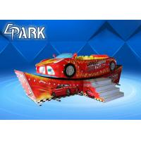 Buy cheap Commercial Games Kiddie Ride Cool Design Seacrest County Racing Car Simulator 360 Racing Game Machine from wholesalers