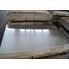 Buy cheap Mill / Slite Edge Stainless Steel Metal Sheet ,  EN GB JIS Food Grade Stainless Steel Sheet from wholesalers