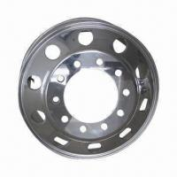 Buy cheap 17.5 Forged Aluminum Wheel with Good Quality and Competitive Price, More Durable from wholesalers