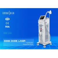 TEC Cooling 808nm Diode Laser Hair Removal Machine 500W Power 10 Bar Laser FJ500A Manufactures