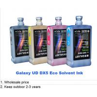 Digital Universal UD DX5 Galaxy Eco Solvent Ink 1L bottle package Manufactures