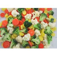 Buy cheap 100% Fresh Delicious BRC Certified IQF Bulk Frozen Mixed Vegetables from wholesalers
