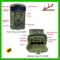 12 Megapixel MMS Hunting Camera Acorn Outdoor Covert With Motion Detection surveillance camera Manufactures