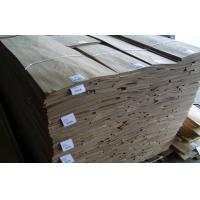 Quality Light Brown Oak Veneer Sheets , Sliced Cut Hard Wood Veneer for sale