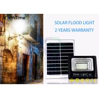 100W IP65 Waterproof All In One Solar Flood Lights For Outdoor Garden Manufactures