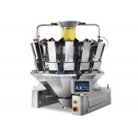 China PLC Control Multi Head Weighing Machine , 10 Heads Combination Weigher Machine on sale