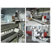Rotary Profile Wire Screen Welded Wire Mesh Machine With E60 CNC Control System Manufactures