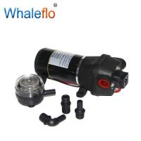 China Whaleflo 12V DC 60PSI High Pressure Self Priming Diaphragm Water Pump for Car Washing Boat Cleaning and Garden Watering on sale
