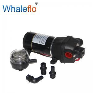 Whaleflo FL-40 40PSI Demand pressure 12V electric diaphragm marine sea auto water pump Manufactures