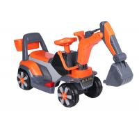 Professional Childrens Electric Ride On Cars / Sit On Excavator Toy EN71 Approved Manufactures