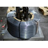 China Hard Drawn Bright Smooth High Tensile Galvanized Wire for Cut  Wire shot on sale