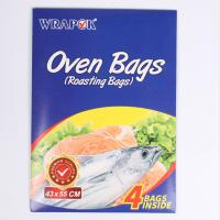 Household Use Clear Plastic Oven Cooking Bag Oven Turkey Roasting Bags Manufactures