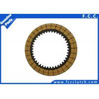4 Wheeler Auto Clutch Plate For Honda Automobile Long Working Lifespan Manufactures
