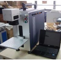 Small size portable laser marking machine  , desktop marking and engraving machine for metal Manufactures