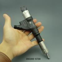 TOYOTA original denso diesel injector , guaranteed fuel diesel injectors 09500-6700 Manufactures