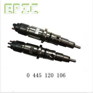 EPIC Injector 0 445 120 106 Common Rail DC111_EDC7 DCI11_st3,Valve F 00R J02 056 Manufactures