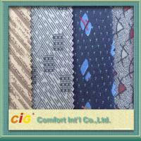 Paper Printing Fabric Custom Auto Upholstery Fabric , Home Funiture Sofa Upholstery Cloth Manufactures