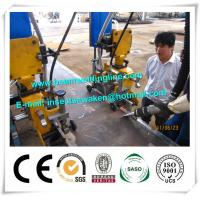 LF Series H Beam Production Line , Cantilever Submerged Arc Welding Machine Manufactures