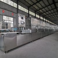 Ceramic Green Body Microwave Drying Equipment Manufactures