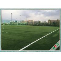 High Density Premium Soccer Field Artificial Turf With Anti - UV Monofilament PE Manufactures