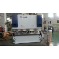 China 250 Ton CNC Hydraulic Press Brake Machine , Sheet Metal Press Machine on sale