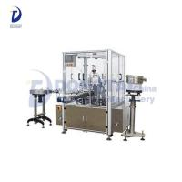 China CE Certificate Full Auto Injection Glass Vial 20ml Bottle Filling Machine,e-Liquid Filling Capping Machine Price on sale