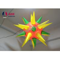 Free Shipping near me Inflatable LED Star Outdoor Decoration Christmas Light Manufactures