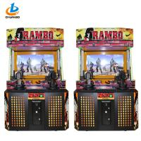 China PVC Home Arcade Games Simulator Shooting High Defination LCD Screen on sale
