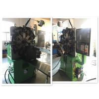Cam CNC Spring Making Machine Six Axes With Front Rotation Function Manufactures