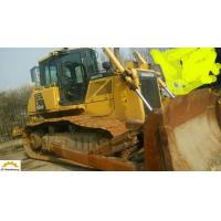 Working Site Original Colour Used Komatsu Bulldozer With NH220-CI Engine D65-16 Manufactures