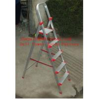 Hot-selling ladder with Aluminium material,Step ladder Manufactures