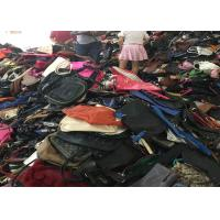 Beautiful Used School Backpacks , Second Hand School Bags Mixed Size Manufactures