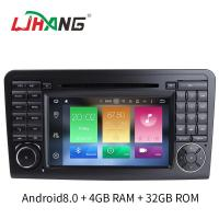 Multi Touch Screen Mercedes Benz Car Dvd Player HMDI Output Optional Manufactures