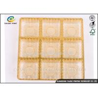 Cookie Cakes Chocolate Fruit Egg  PVC PP PS ABS PET Blister Inner Tray Plastic Packaging Materials for food Manufactures